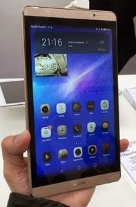 harga dan spesifikasi tablet huawei mediapad m2 terbaru