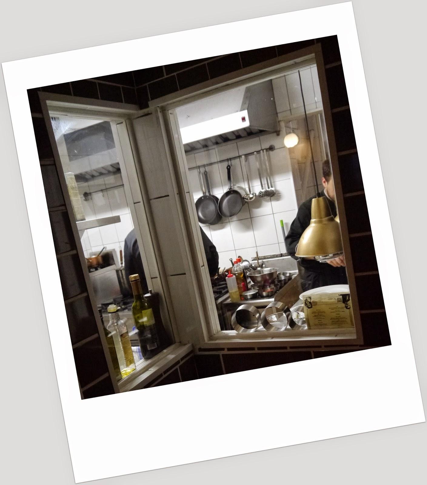 Brasserie sztuka, kuchnia