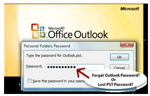 Recover a Forgotten Password in MS Outlook 2013