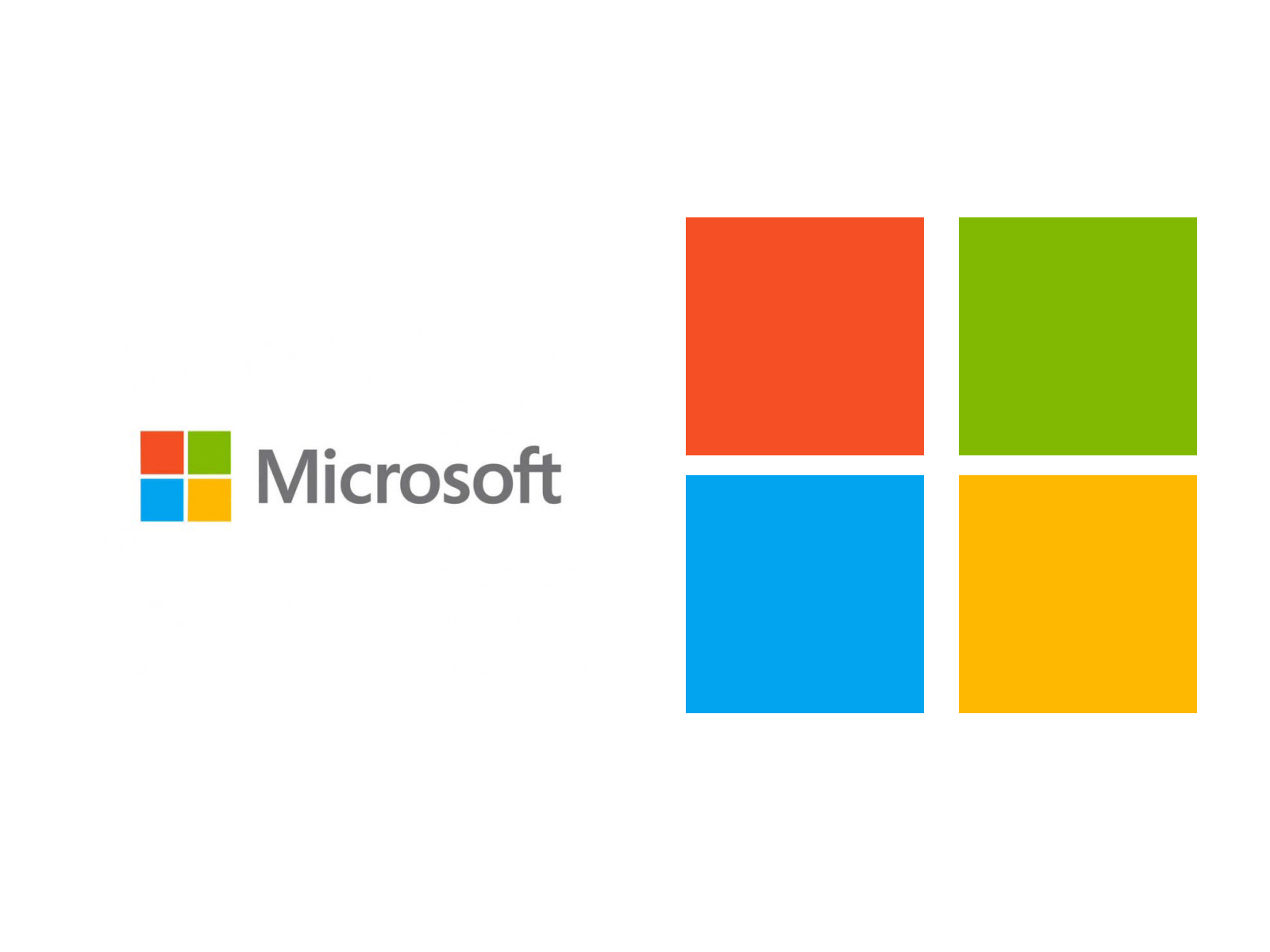 All Logos: Microsoft Logo