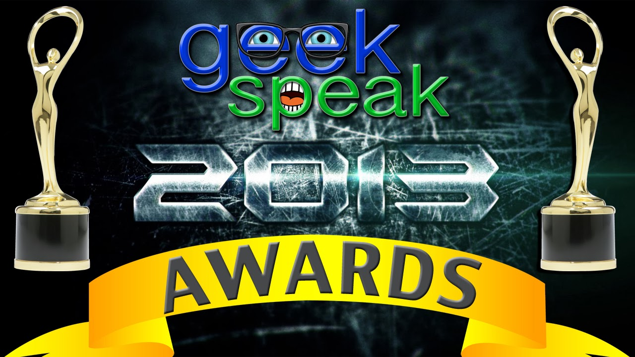 2013 Best of the Year in Nerd Culture Awards