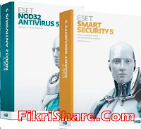 ESET NOD32 + Smart Security 5.2.9.1 Full Key