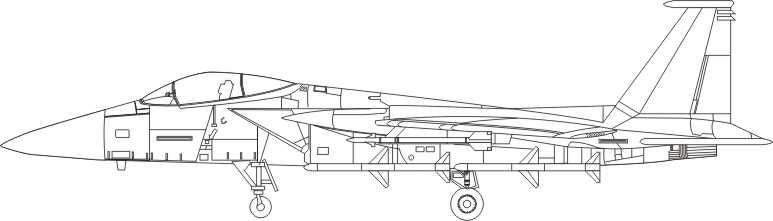descarga imágenes de aviones para colorear - Foto Montajes de ...