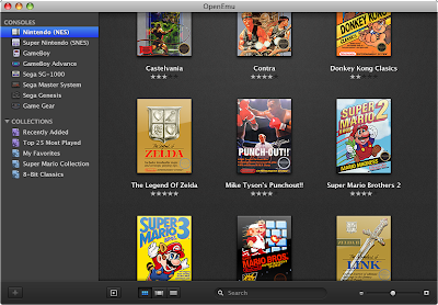 OpenEmu gratis para Mac, un gran emulador