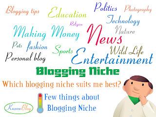 blogging+niche