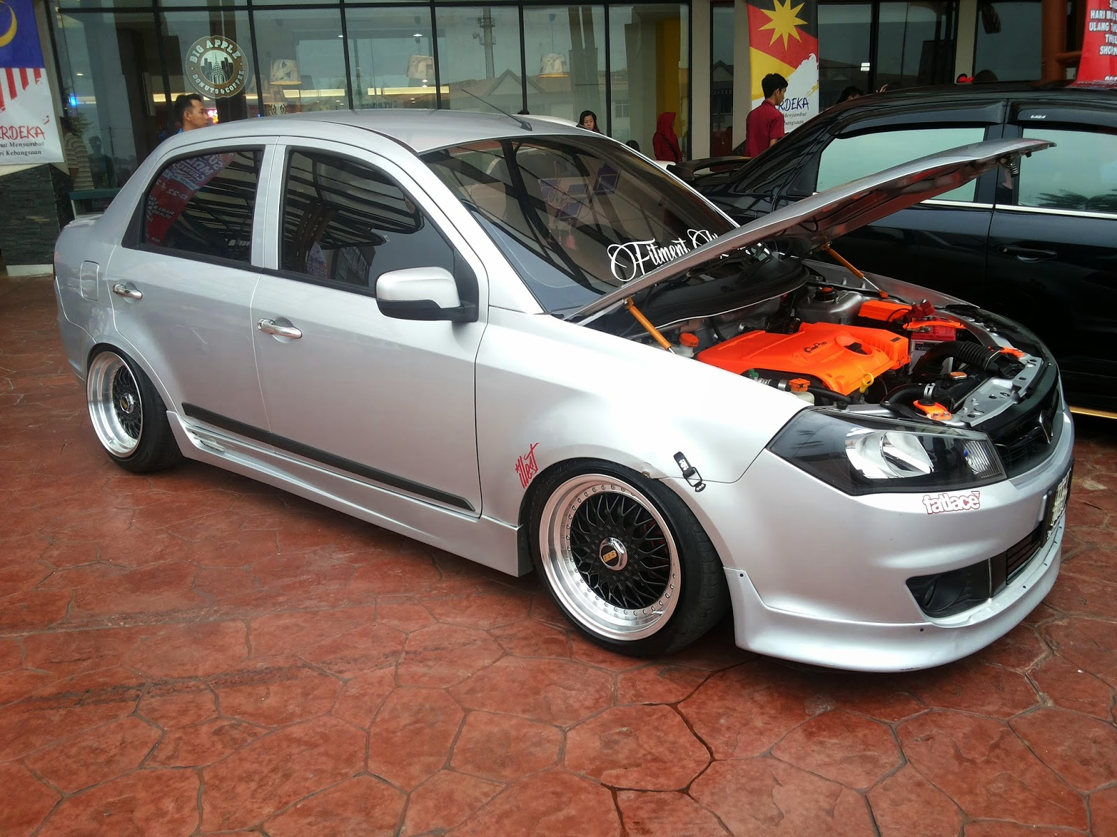 Modified Proton Saga