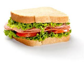 Sandwich - Detoks Dengan Makanan Sehat