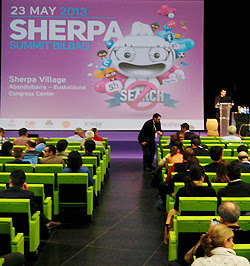 Resumen del Sherpa Summit 2013 Bilbao