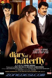 Nhật Ký Cánh Bướm - Diary Of A Butterfly poster