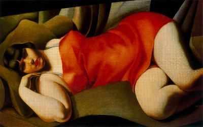 obras Tamara de Lempicka