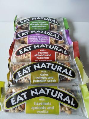 Review: Eat Natural Bars