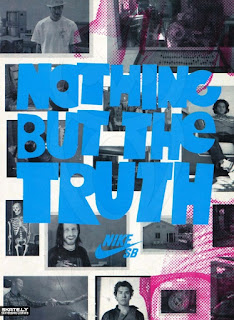 SKATERNOISE NIKE SB - Nothing But The Truth