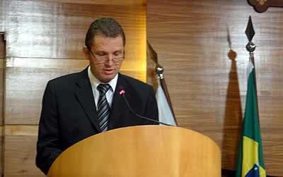 Jorge Eduardo Mascote - presidente da CMAR