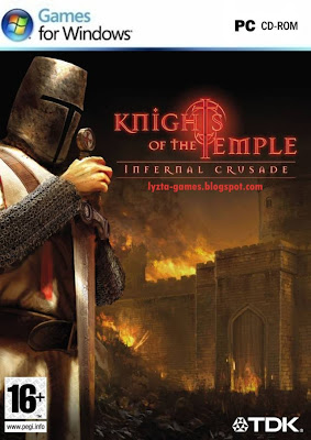 Knights of the Temple: Infernal Crusade PC Cover