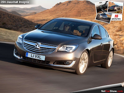 2014 Vauxhall Insignia Release date, Specs, Price, Pictures 7