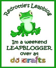 join us on docrafts and do the weekend bloghop