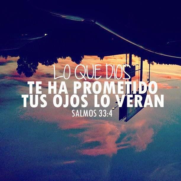 Porque fiel es el que prometió