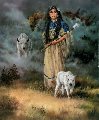 DEESA SIOUX DEL BFAL BLANC