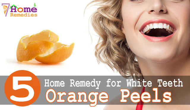 Oranges home remedy
