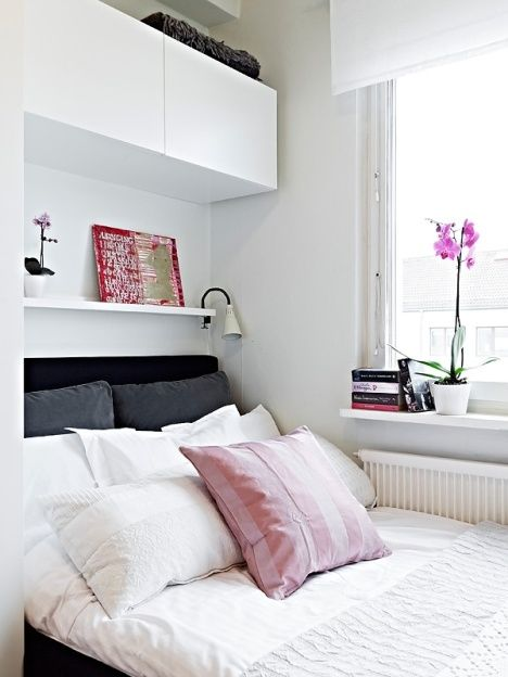 La fabrique d co id es pour am nager une petite chambre for Very small bedroom solutions