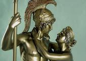 Venuše, Mars a Érós