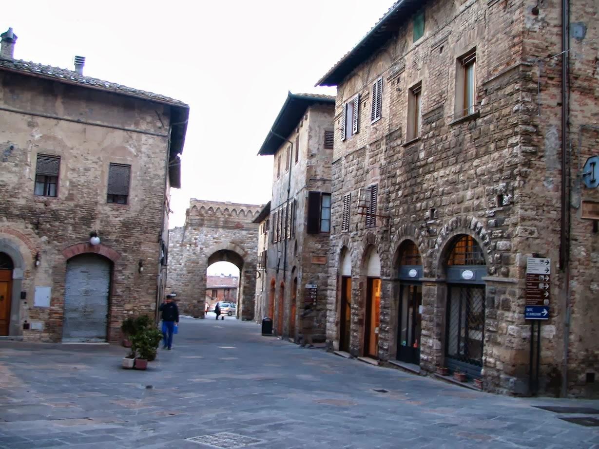 Italia - San Gimignano