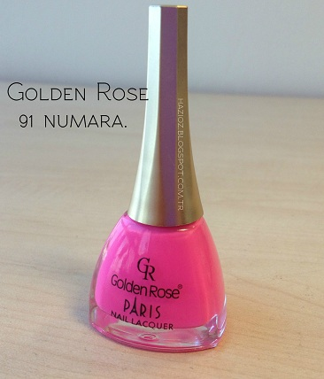 Golden Rose, 91 numara.