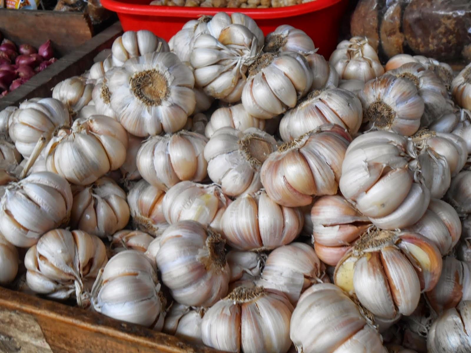 5 khasiat bawang putih mentah