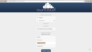 Instalasi Owncloud di Ubuntu