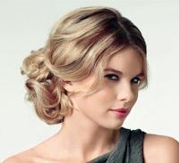 Alltags Look: Einfache seitliche Frisuren