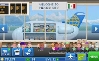 Pocket Planes app walkthrough.