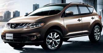 Kredit Nissan Murano Bandung