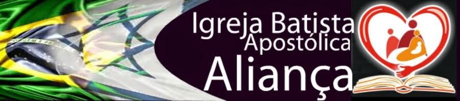 Igreja  Batista Apostólica Aliança