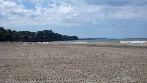 Lake Erie Beach