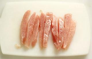 Salad gà chiên thèm hết chịu nổi