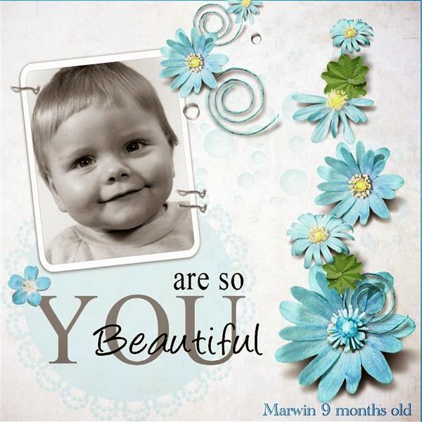 Marwin 9 maanden