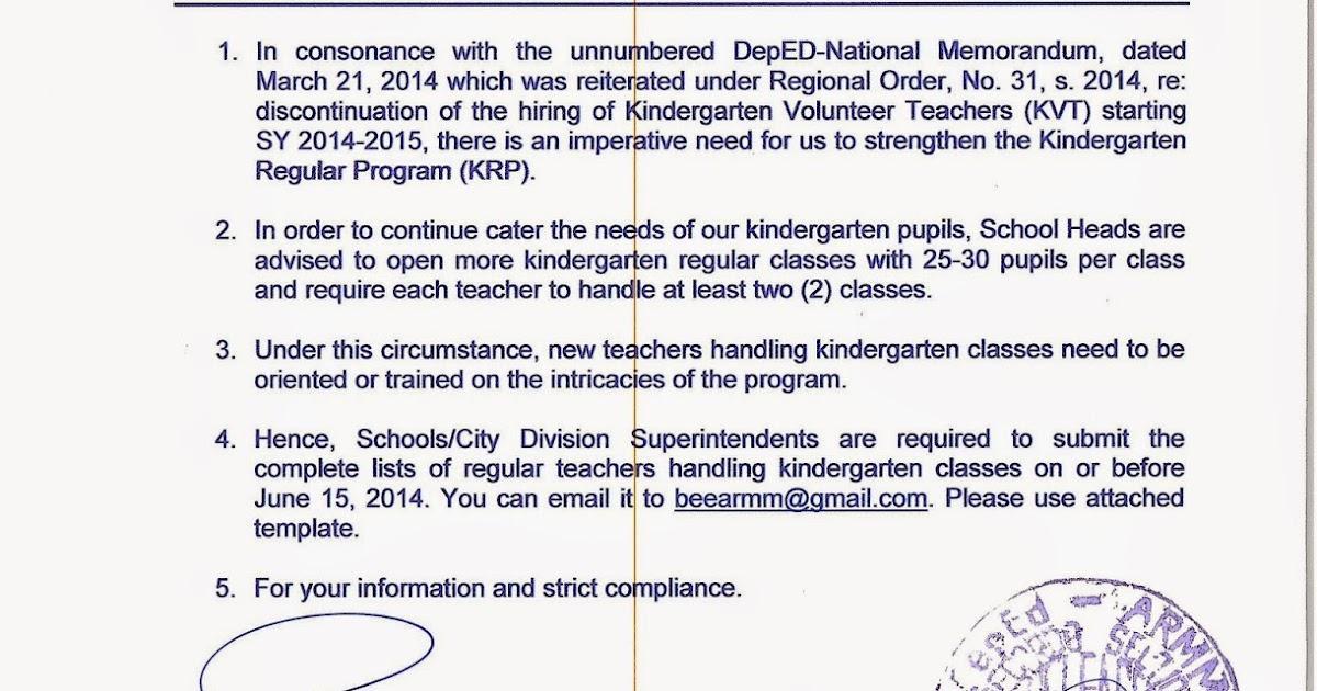 DepED-ARMM: DepEd-ARMM Strengthens Kindergarten Program