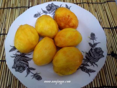 buah mangga telur ,buah mangga padi
