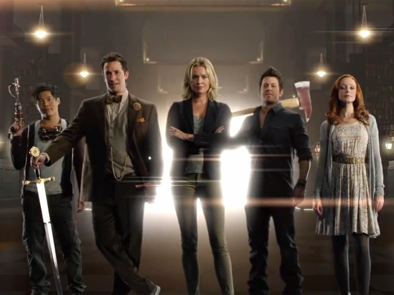 "The Librarians - Series Premiere - Advance Preview: ""Thoroughly Entertaining"""