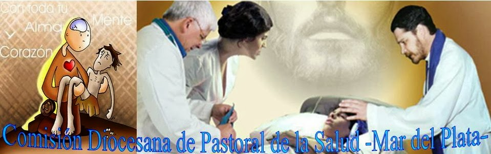 Pastoral de la Salud MDP