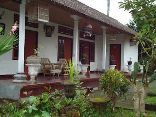 Kost di Ubud Bali