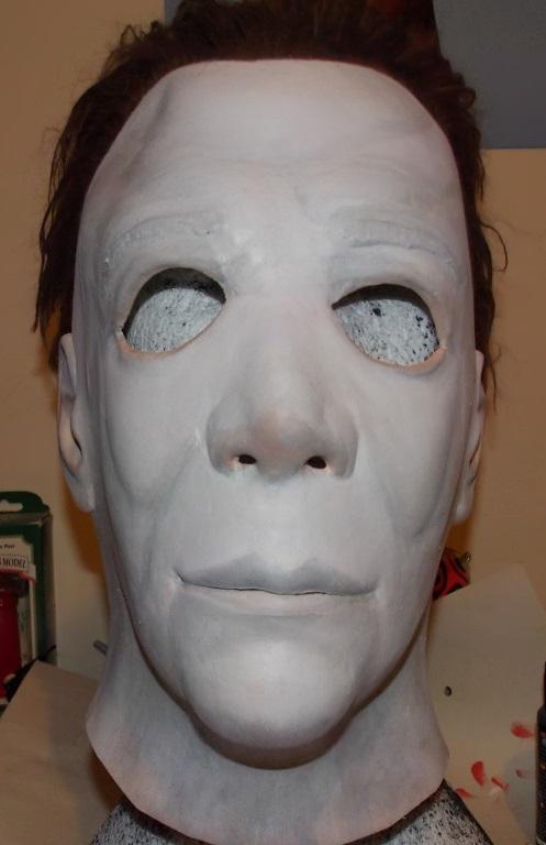 Halloween 5 Mask Rubies