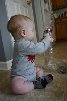 Montessori baby activities
