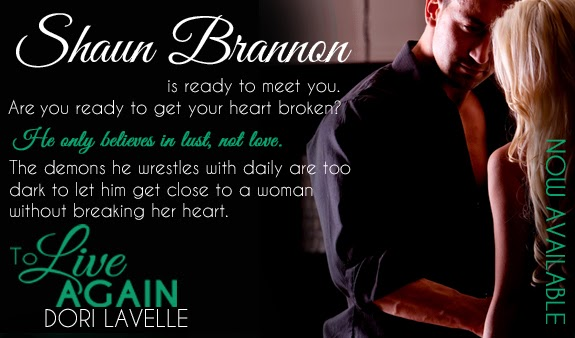 Teaser: To Live Again by Dori Lavelle
