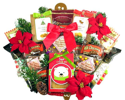 christmas gift baskets for the whole family