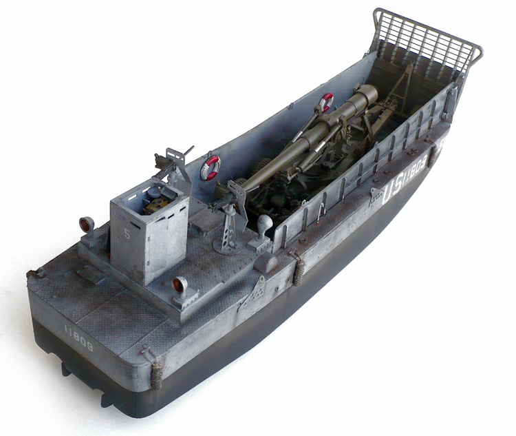 The great canadian model builders web page wwii us navy for Military landing craft for sale