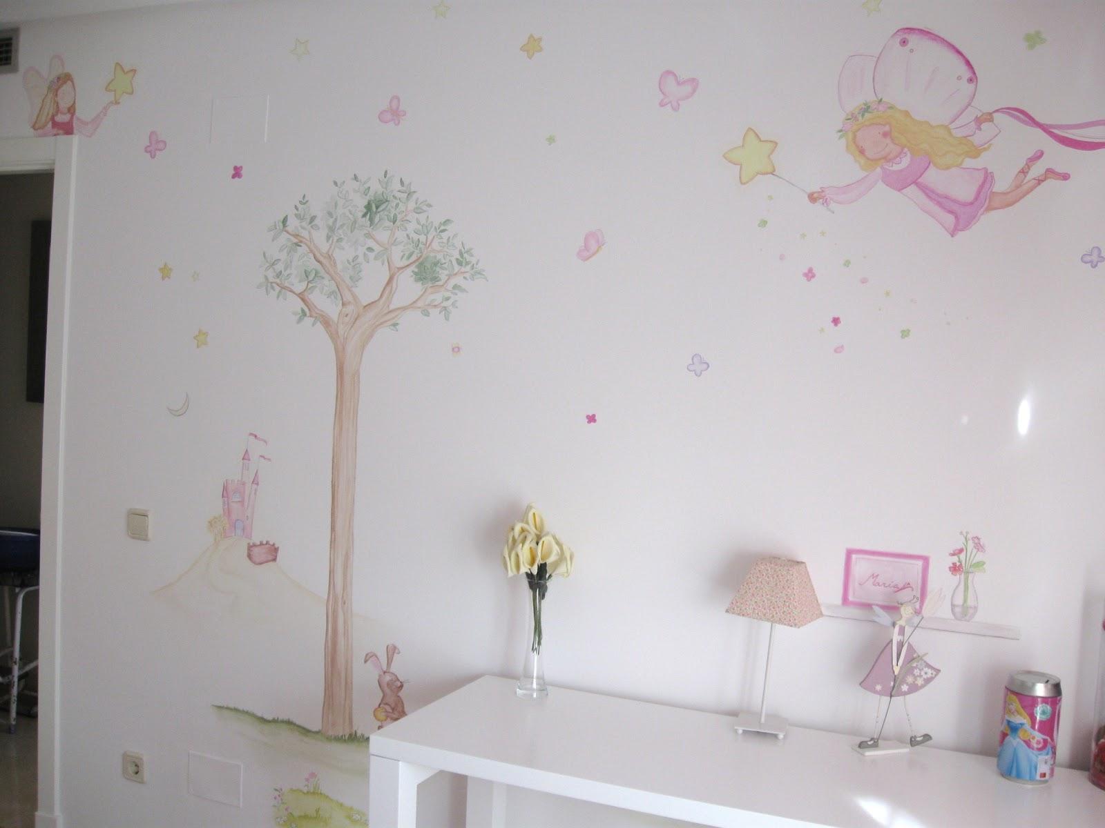 Murales infantiles pintado a mano - Murales pintados a mano ...