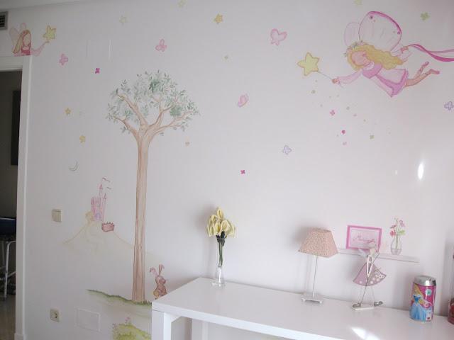 Murales infantiles pintados a mano imagui - Murales pintados a mano ...
