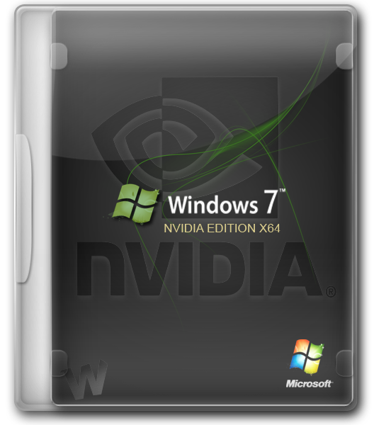 NVIDIA2013 Windows 7 Nvidia Edition 2013 x64 SP1 + Mui Español [DVD ISO] 1 link gratis