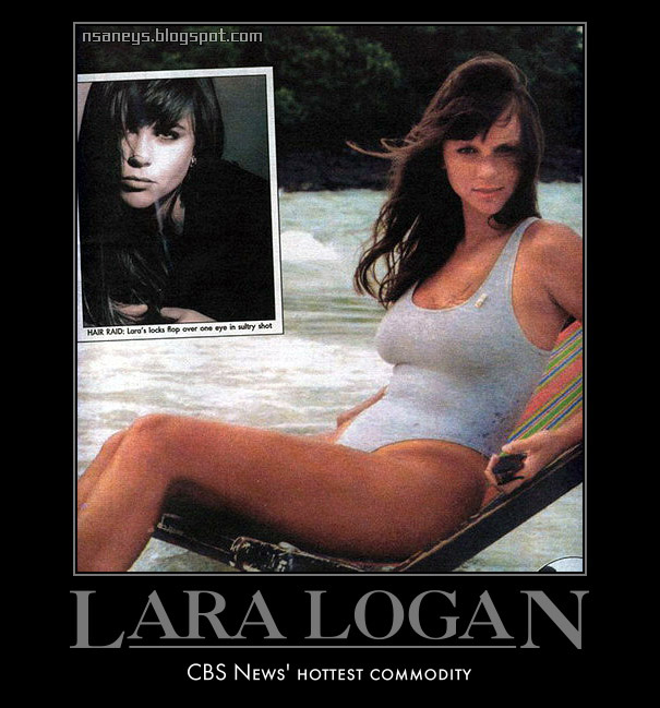 Regret, Lara logan nude assured